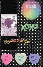 Paper Jam x Fresh {Nerd And Jock!AU}{Amor???} by Arii190