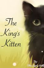 The King's Kitten  by Blue_Opal_