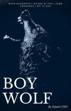 BOY WOLF [Part I] by Kkatak_