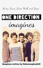 One Direction Imagines by Suheenaghosh29