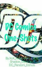 DC comics One-shots  by DC_Random_Donuts