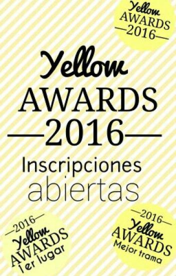 Yellow Awards 2016