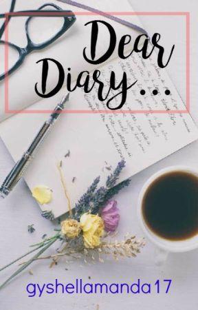 Dear Diary... by gyshellamanda17