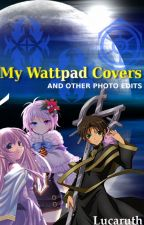 My Wattpad Covers by Lucaruth