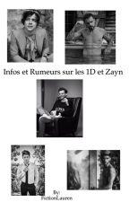Rumeur Et Info sur les 1D by FictionLauren