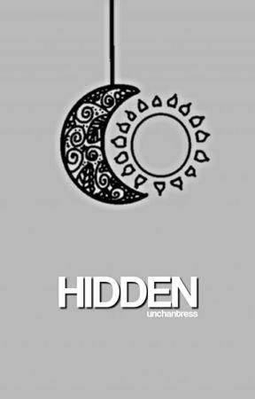 Hidden Wolf by unchantress