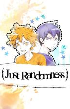 Just Randomness  by XBluexStarX