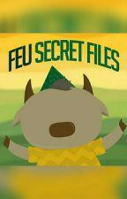 Secret files by aliiisaamaariii