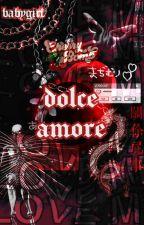 Dolce Amore • Akaashi Keiji x Reader by NineTailedAhri