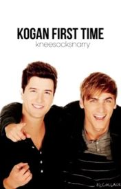 Kogan First Time by kneesocksnarry