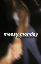 messy monday; younow by -hemmingsjournal