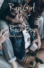 Rap Girl & Rock Boy♪ by onlyLeeah