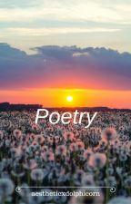 My Poetry by aestheticxdolphicorn