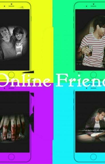 Online Friend /larry/