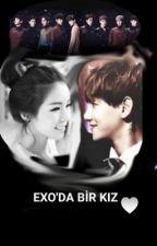 EXO da bir kız by DarkRoseAndBlack