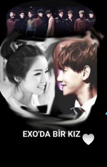 EXO da bir kız