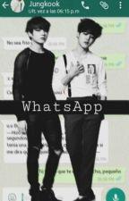 WhatsApp «JiKook» by Samy_2715