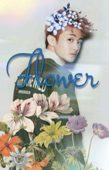 Flower [NCT Mark Lee X Reader]