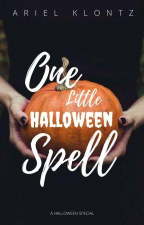 One Little Halloween Spell by arielklontz