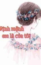 Định mệnh , Em là của tôi ... - Phong Y Kỳ Trúc by DaPhongMinhTruc