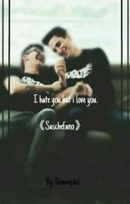 I hate you but i love you.《Saschefano》 by Paramyidol_