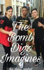 The Bomb Digz Imagines by the_digaz_central