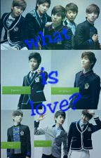What is love? [JongTae ] by Miranda_90