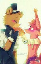 Freddy y Foxy yaoi by Magick3002