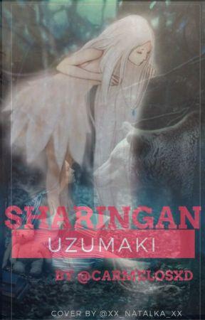 Sharingan Uzumaki by carmelosxd