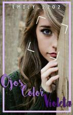 Ojos Color Violeta by Emily_2202