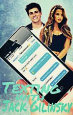 Texting with Jack Gilinsky by DreamPrincess14