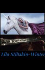 Ella Stiltskin-Winter (1st book)  by Calli_ao_Mango
