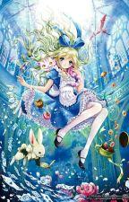 RP Alice aux pays des merveilles[EN PAUSE] by Shushi-Chan