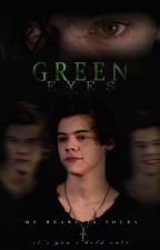 GREEN EYES. by Sonya969