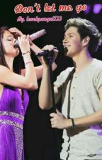 don't let me go (Selena Gomez and one direction fanfic) by lovelyangel123