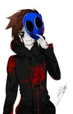 Eyeless Jack X Tu by MonserrattIbarraSand