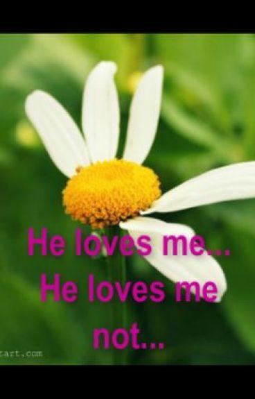 He loves me...He loves me not... by Ashrox97