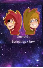 one-shot noche de brothers ( springtrap x foxy) by BrendaGomez882