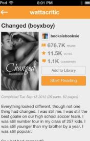 Changed by booksiebooksie by wattacritic