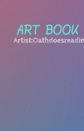 Art Book by oathdoesreading