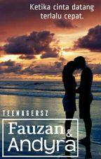 Fauzan & Andyra. [Tahap Revisi] by teenagersz