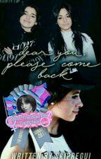 dear you, please come back. l.j. c.c. by skipregui