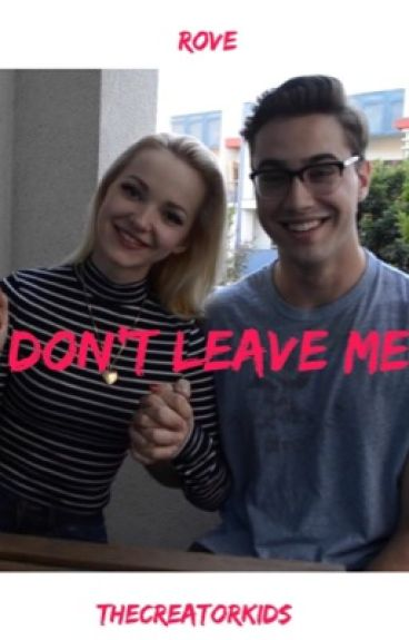 Don't Leave Me (Rove short story)