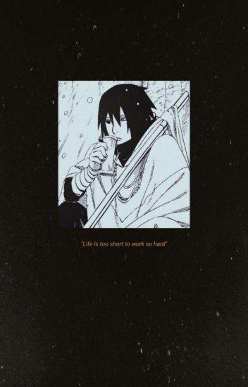 Lagrimas de papel (Tu y Sasuke)