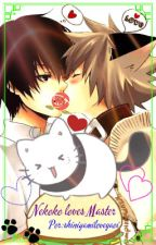 Nekoko Loves Master  by SarcasticFallenAngel