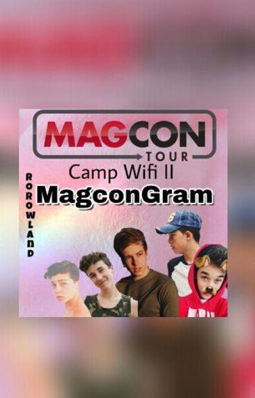 MagconGram>>Camp Wifi II