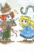 Alice in Zebraland by TheShippingPanda