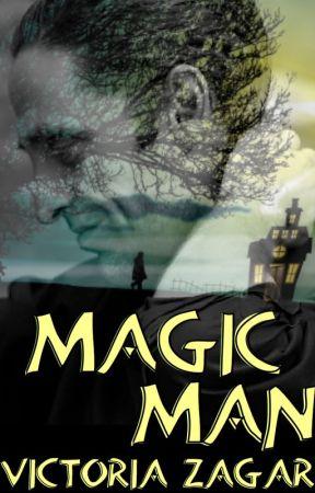 Magic Man by landale