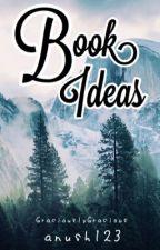 Book Ideas  by anush123