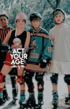 ACT YOUR AGE   gif series by wilwheatons